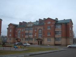 Жилой дом ул. Комсомольская, 17В